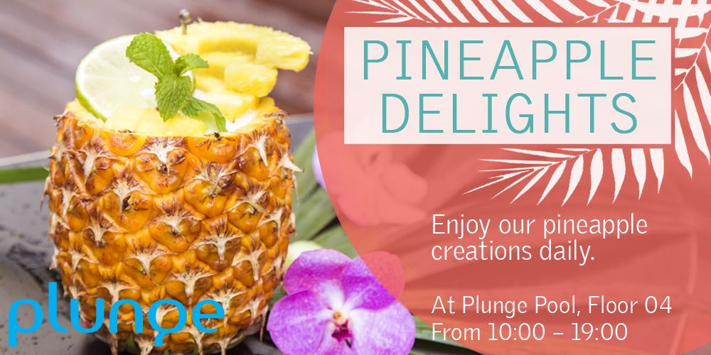 Pineapple Delights